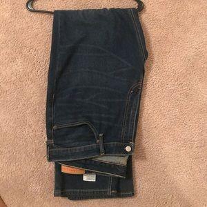 541 Athletic Fit Levi Jeans